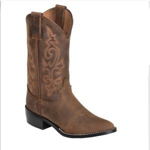 Justin Western Boys Boots